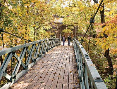 Ravine Bridge