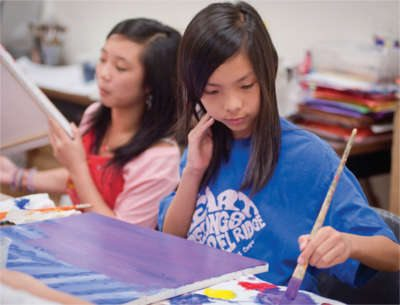 Zimmerli Art Museum Summer Camp