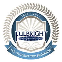 Fulbright Top Student Producer logo