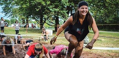 the RU Muddy