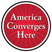 America Converges here