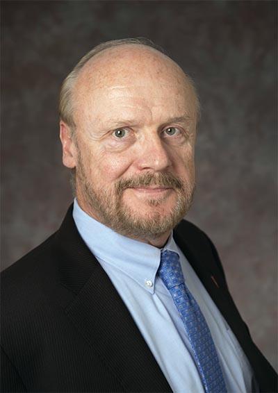 Chancellor Christopher J. Molloy